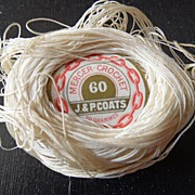 SALE Mercer - Crotchet String - 60
