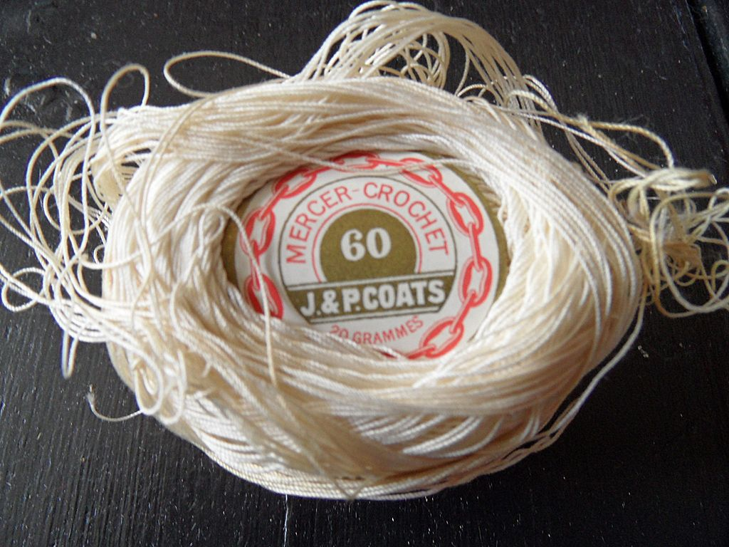 Mercer - Crotchet String - 60
