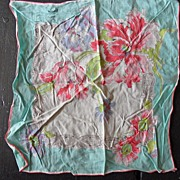 SALE Silk - Handkerchief