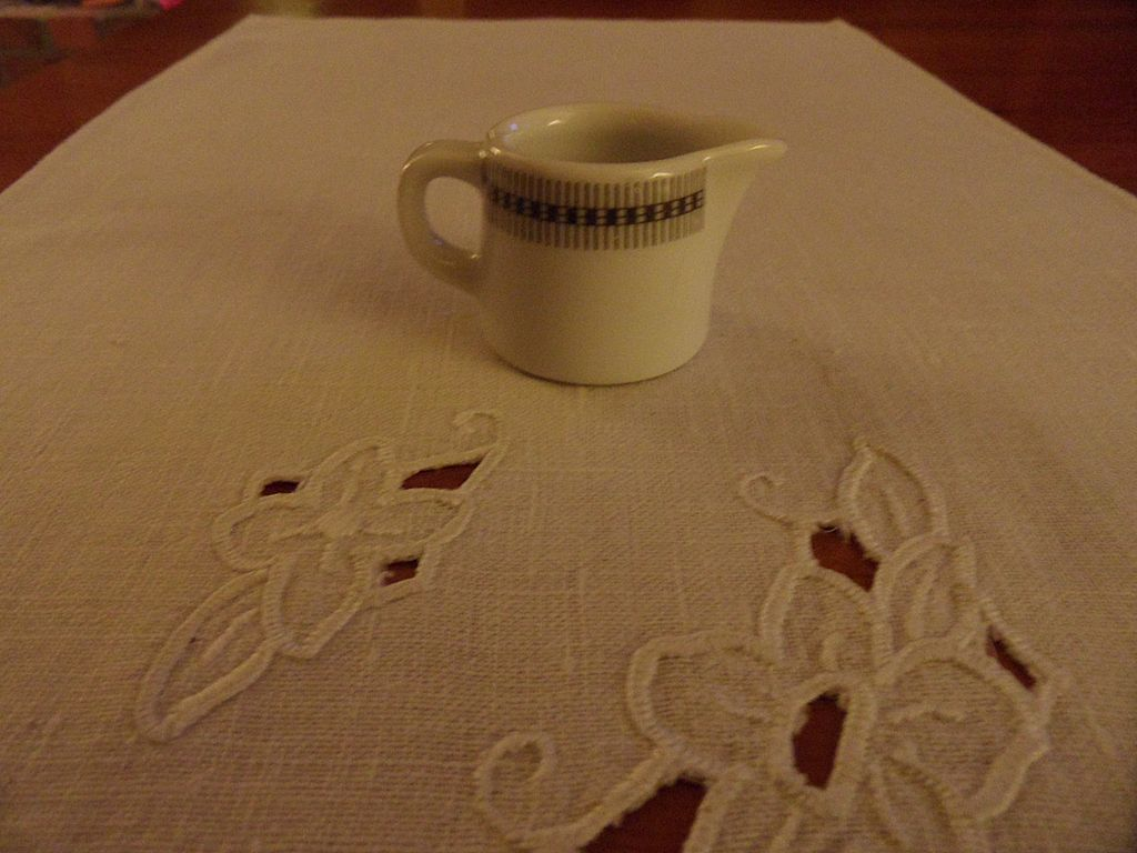 Vintage - Porcelain - SMALL Pitcher