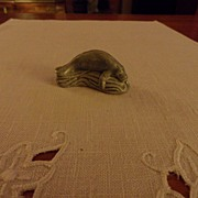 SALE Vintage - Porcelain - SMALL - Walrus