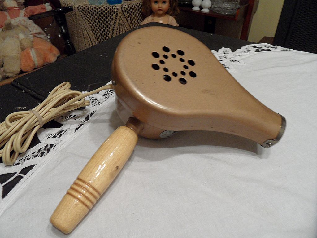Old Hair Dryers ~ Antique hair dryer dryers