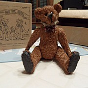 "SALE Collectible - Boyd's Bear's  - Thaddeus ""Bud"" Grizberg"