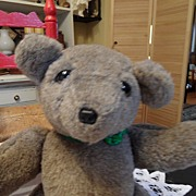 SALE Vintage - Teddy Bear - Pet Ryder