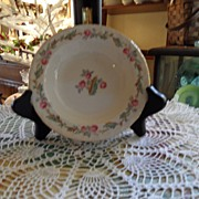 SALE Vintage - Pope Gosser - Berry/Dessert Bowl