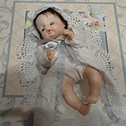 "SOLD Vintage - 1965 ""Alexander"" Doll - 9"" Tall"