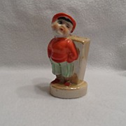SOLD Vintage - Made in Japan - Toothpick Holder - 1930's