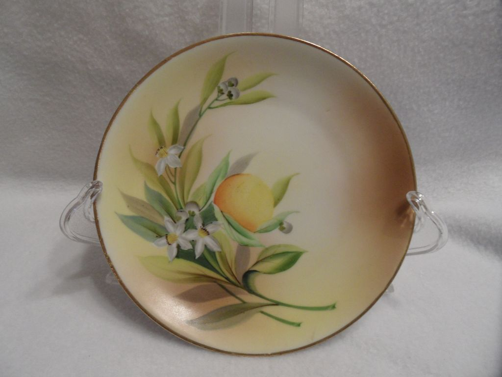Antique - Nippon - Plate