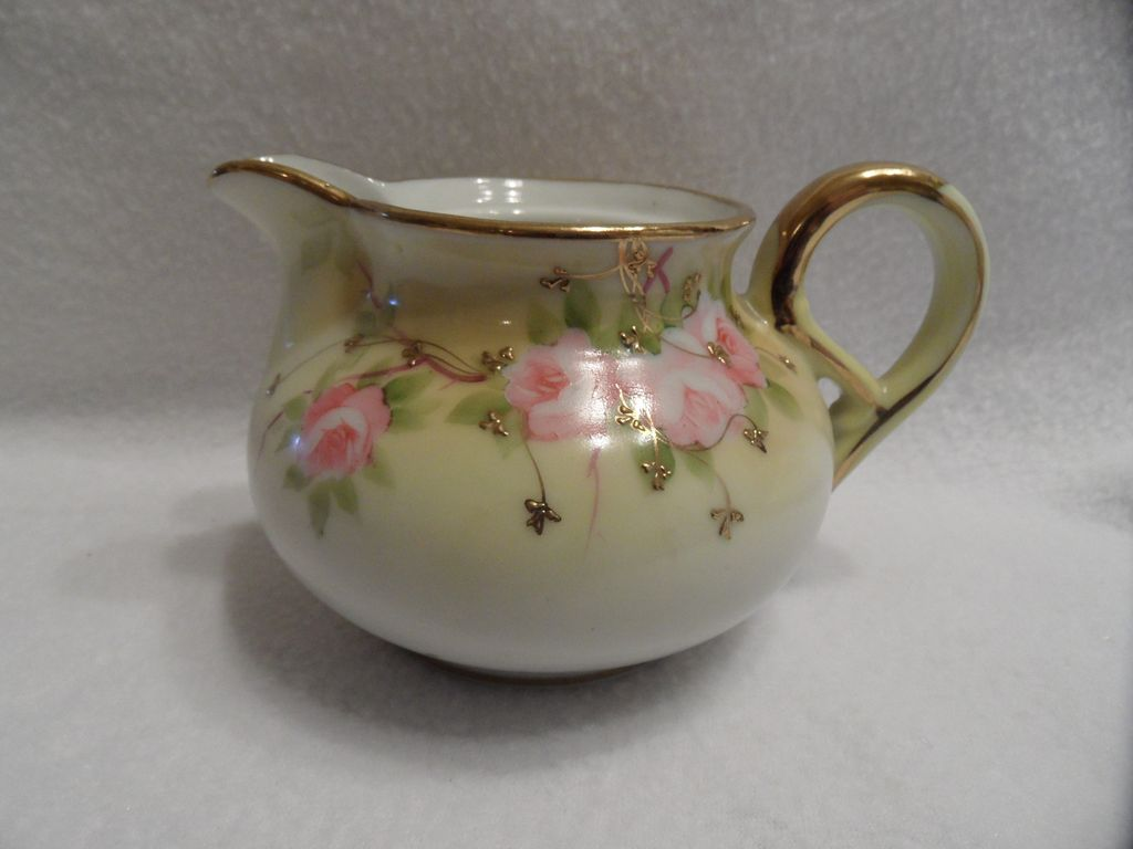 Antique - Nippon - Creamer