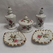 SALE Vintage - Made in Japan - Vanity Set - 1930's