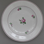 Vintage - Whaliss Wien - Salad Plate - Roses