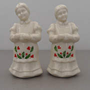 Vintage - Lenox - Salt and Pepper Shakers