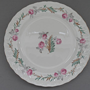 Vintage - Pope Gosser - Lunch Plate