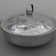 Vintage - Covered Aluminum - Bowl