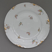 Vintage - Luncheon Plate - Haviland Limoges