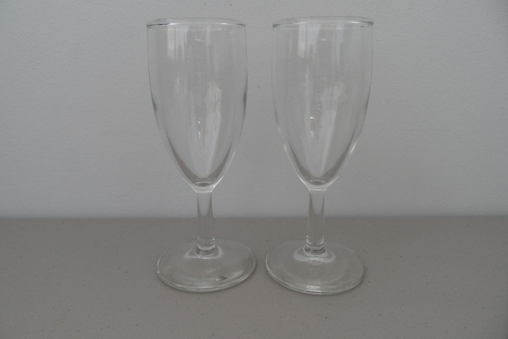 Vintage -  Wine Glass (2)