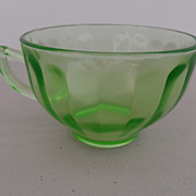 Vintage - Depression - Federal Glass Company - Cup