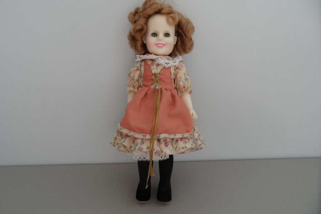 Vintage - IDEAL Toy Company - Shirley Temple Doll