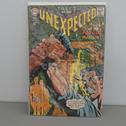 Vintage - DC Superman National Comics - Tales of the UNEXPECTED!