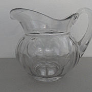 Vintage - Blown Glass - Pitcher