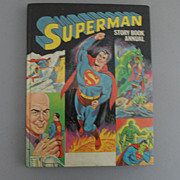 Vintage - Hard Cover - Superman! - 1969