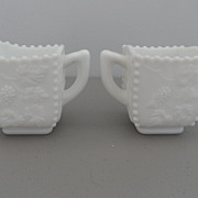 Vintage - Westmoreland - Creamer and Sugar