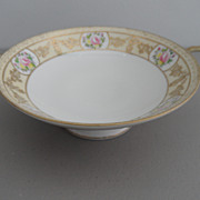 Vintage - Noritake - Footed Serving Bowl