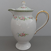 Vintage - Teapot - Limoges France - Depose - Tildem Thuber Co.