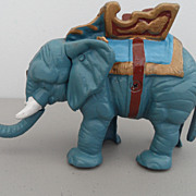 Vintage - Mechanical Bank - Elephant