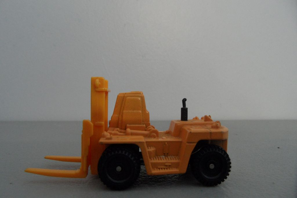 Vintage - Tomica - Forklift