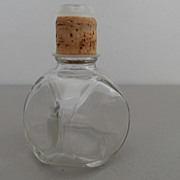 Vintage - Decanter Top  - Glass