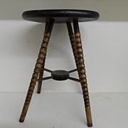 Antique - Wooden Stool