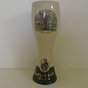 Vintage - Beer Glass - Kapuziner
