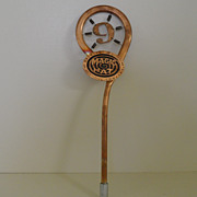 Vintage - Copper Beer Tap - Magic Hat
