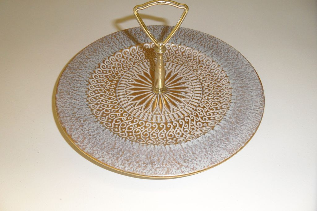 Vintage - Serving Dish - Strangl Pottery