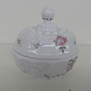 Vintage - Covered Candy Dish - Westmoreland