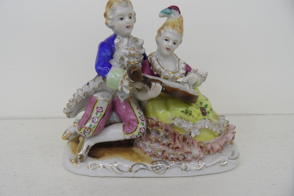 Vintage - Porcelain Figurine - Numbered