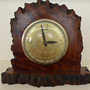 Vintage - Clock - Electric - Lanshire Clock Company