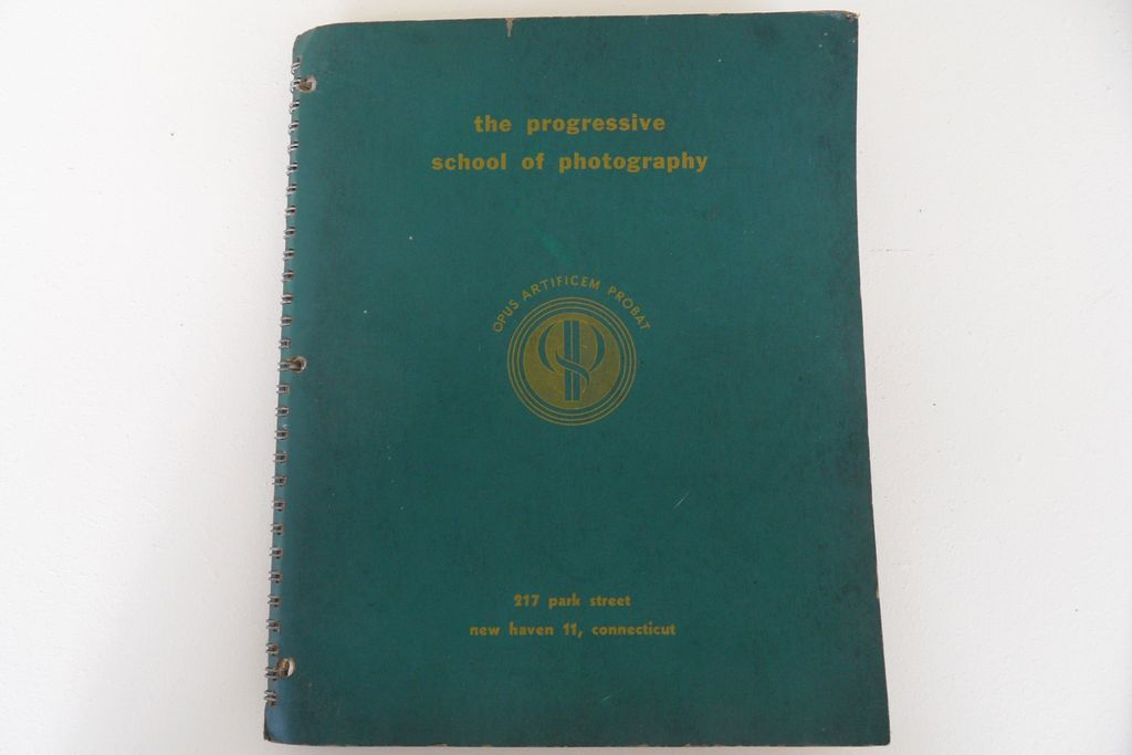 Vintage - The Progressive School of Photography Album