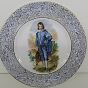 Vintage - Bone China - Display Plate