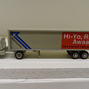 Vintage - Die Cast Semi-Trailer - Real Toys - 1960's+