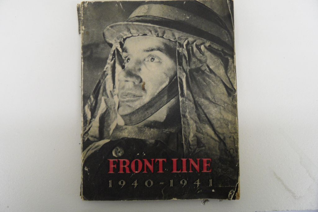 Vintage - Book - Frontline 1940 - 1941