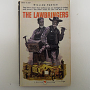 Vintage - Book - The Lawbringers by William Porter