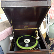 Vintage - Edison Phonograph - Diamond Disk - Model H19