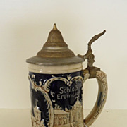 Vintage - Beer Stein - Made in Germany