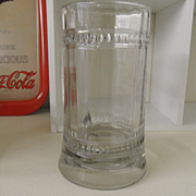 Vintage - Glass - Richardson Root Beer Mug