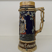 Vintage - Beer Stein - Germany