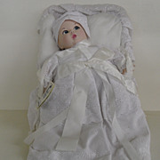 Vintage - Atlanta Novelty - Porcelain Baby Doll