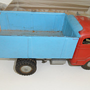 Vintage - Structo Hi Lift Dump Truck
