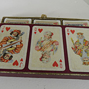 Vintage - Playing Cards (3) - Atlantic Playing Card Co. Inc.
